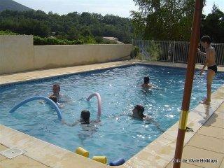 JDV Holidays, Gite St Jacqueline, Methamis, Provence