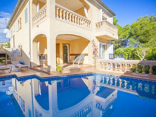 POSIDONIA - Villa for 12 people in Son Serra de Marina