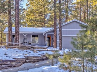 3BR Flagstaff House w/ Fenced Yard - Dog Friendly!
