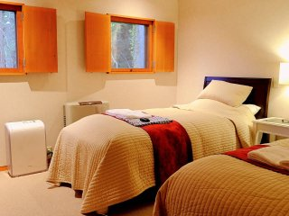 Japan Tokyo Bay kanagawa Hakone Private Onsen Villa Twin Bed