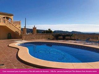 Bookit Villa Sunny Moraira