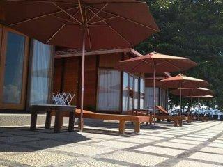 Ocean View Cottage - Bedroom 1, vacation rental in Manado