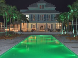 Luxury Town-home right on a private beach in a gated resort