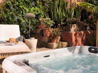 Preciosa casa con jacuzzi y jardín! Ref. 164703