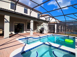 ACO PREMIUM – 6Bd Pool, Grill and Game Room (1763)