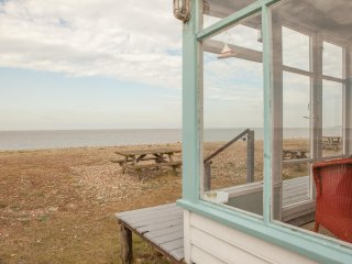 Seasalter Beach Hut