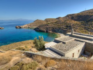 Aegeanside Paradise Villa with private beach