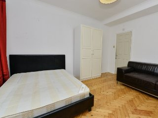 EXTRA LARGE Double room with private balcony.