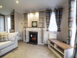 2 Bed, 6 Berth Lodge 23188 Kensington.