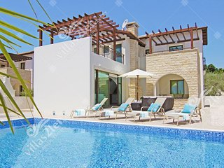 Cyprus Holiday Villa ANGELA Profile