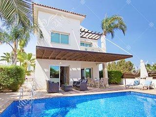 Cyprus Holiday Villa ANNA Profile