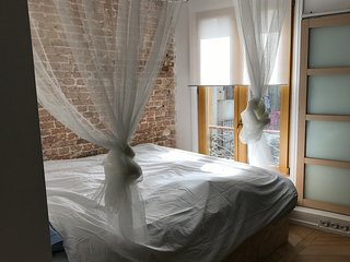 small 1 room studio in Boheme district of Paris