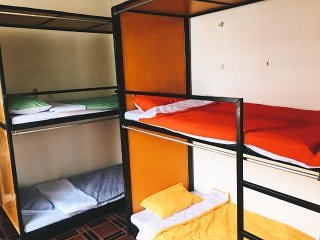 HaLo homestay Da Nang - Bedroom 4 - bunk beds