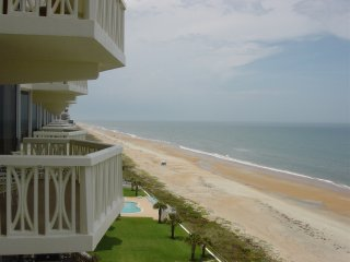 Ormond Beach Condo on the ocean