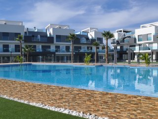 Apartment Oasis beach with wellness and swimming pool