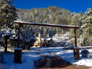 Wet Mountain Retreat - Pet friendly, private, peaceful and gorgeous!
