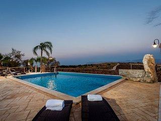 Villa Le Muse con piscina