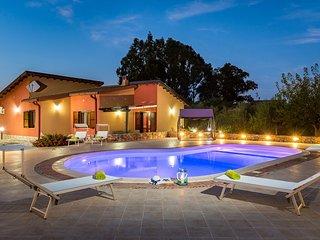 3 bedroom Villa in Case Boscia, Sicily, Italy : ref 5639275