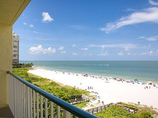 Apollo #503 - Beachfront 1 Bed w/ On Site Tiki Bar/Restaurant!