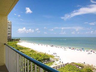 Apollo #503 - Beachfront 1 Bed w/ On Site Tiki Bar/Restaurant!