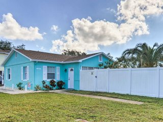 NEW! 2BR Indian Rocks Beach Home - Steps to Shore!