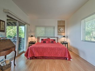Private & Quiet Kona Studio-Mins to Town & Beach!