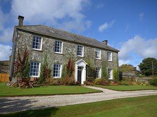 TVISS House in St Austell