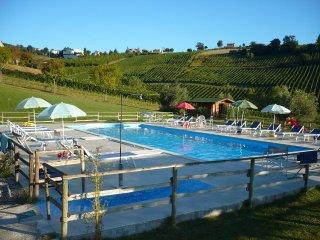 Appartamento in Agriturismo con piscina 'Rosa'