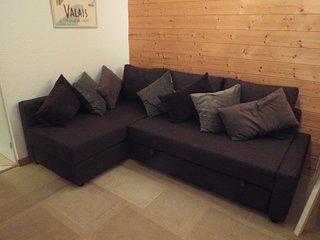 Corner double sofa bed (new 2017/18)