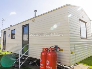 6 Berth Caravan in California Cliffs Holiday Park, Scratby Ref: 50049 Eagle