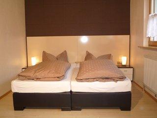 Doppelbett/ 2 Einzelbetten