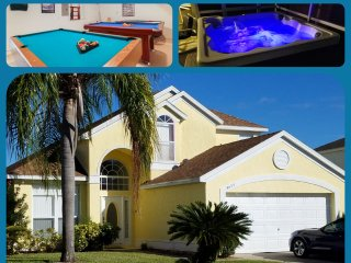 ★ Beautiful, Spacious, 4BR Villa 6 Mi. to Disney ★