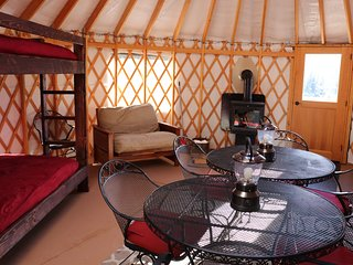 Prospector Yurt