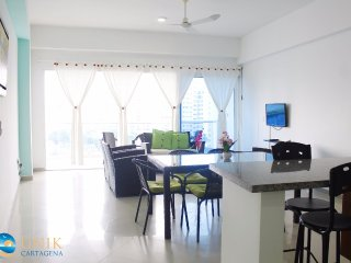 UNIK CARTAGENA 2 ROOMS FAMILY 903