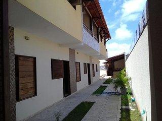 Casa Duplex na Barra de São Miguel