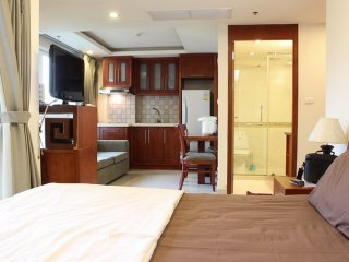 1 Bedroom Studio City Garden Pattaya Near Beach
