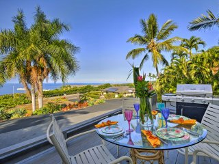 New! 1BR Kailua-Kona Condo w/Gorgeous Ocean Views