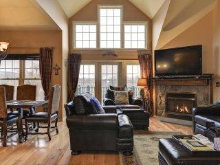 Gerrys stunning 2 BR LakeView condo #9-23*Black Creek*Mountain Creek Resort