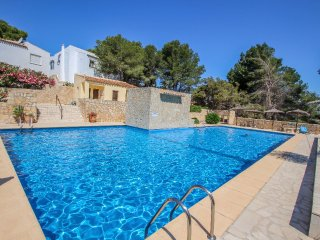 Gina - fantastic sea view apartment in Moraira
