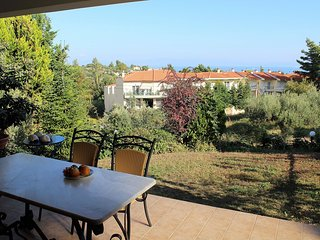 Villa Olia View  with panoramic sea views .