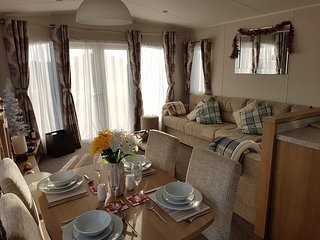 Tattershall Lakes Park Luxury 8 Berth / Fishing /Golf Nearby