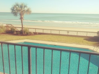 1St Floor Oceanfront_25 Steps to the Beach_3BD 2BA_Friendly/Quiet Building
