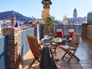 Duplex with terrace Av.Rosaleda