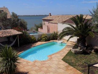 Villa dans quartier calme près de la mer