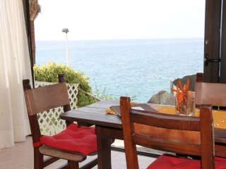 Bungalow en San Agustin infront to the sea