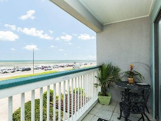 Condo on Seawall Blvd