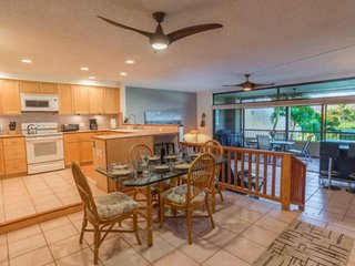 Spacious + Large Lanai + Ocean Views + BBQ Grill