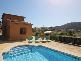 Marques - holiday home with private swimming pool in Benitachell