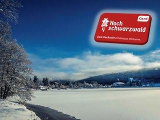 Sieben Tannen Titisee - Hochschwarzwald Card inkl.