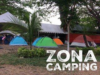 Campamento (Camping) Finca San Isidro
